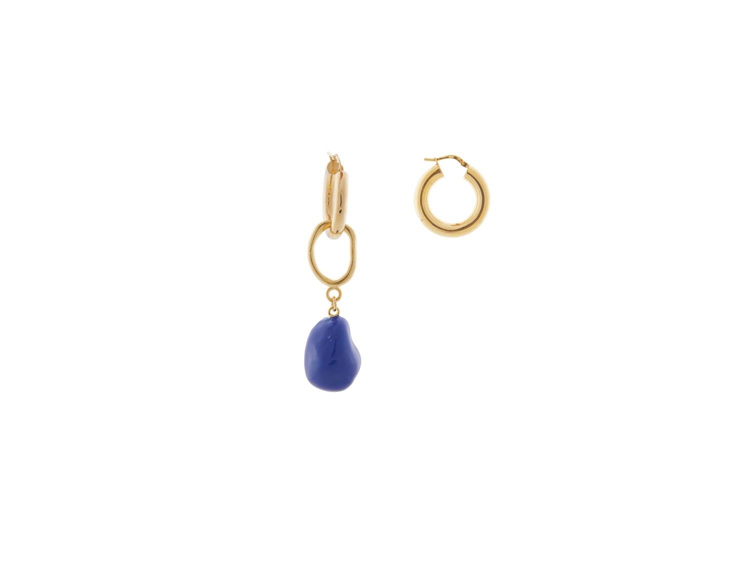 Bolsa Chica Hoop Earrings