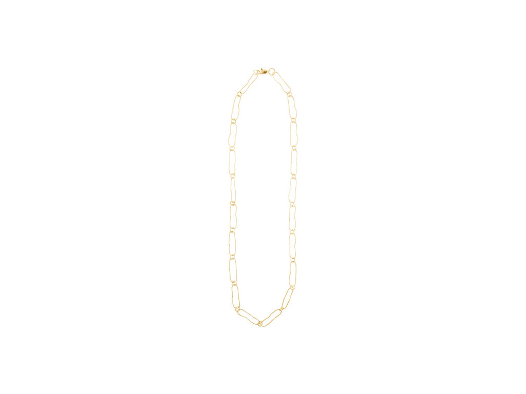 Dyad Chain Necklace / Gold