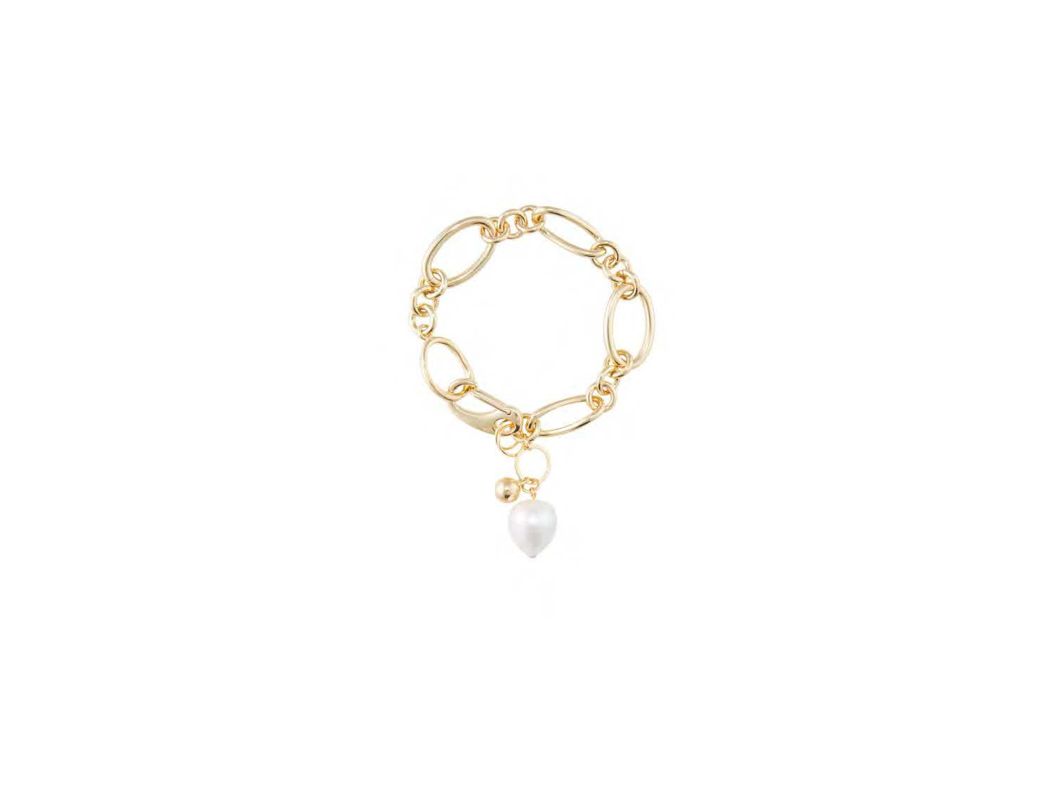 Waxing Bracelet / Gold