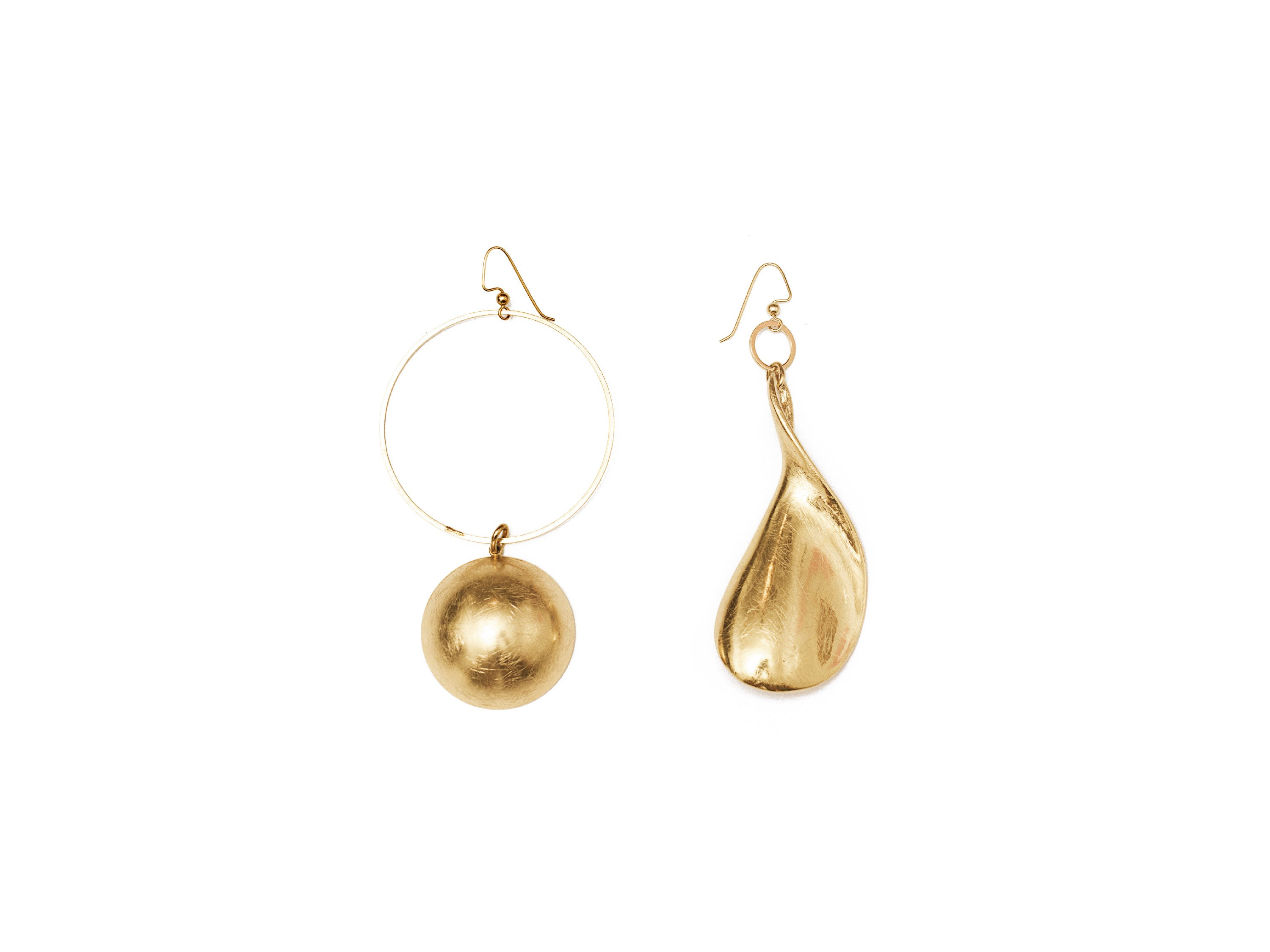 hoops v with asymmetric master italian gold id dangle jewelry earrings at