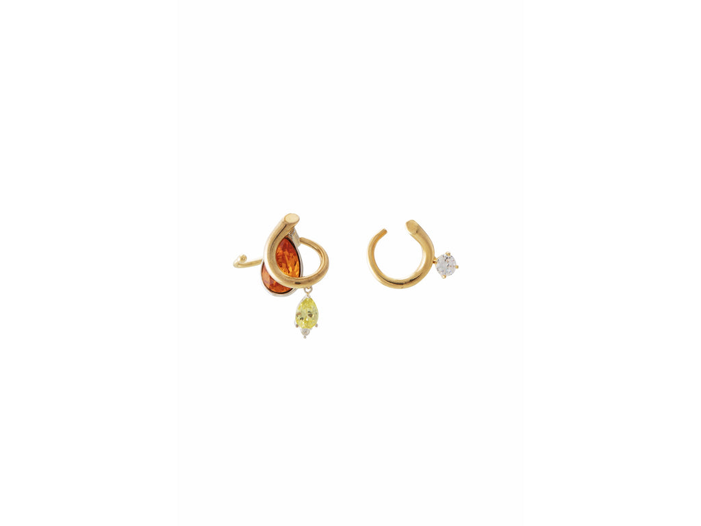 Elixir Earring / Orange