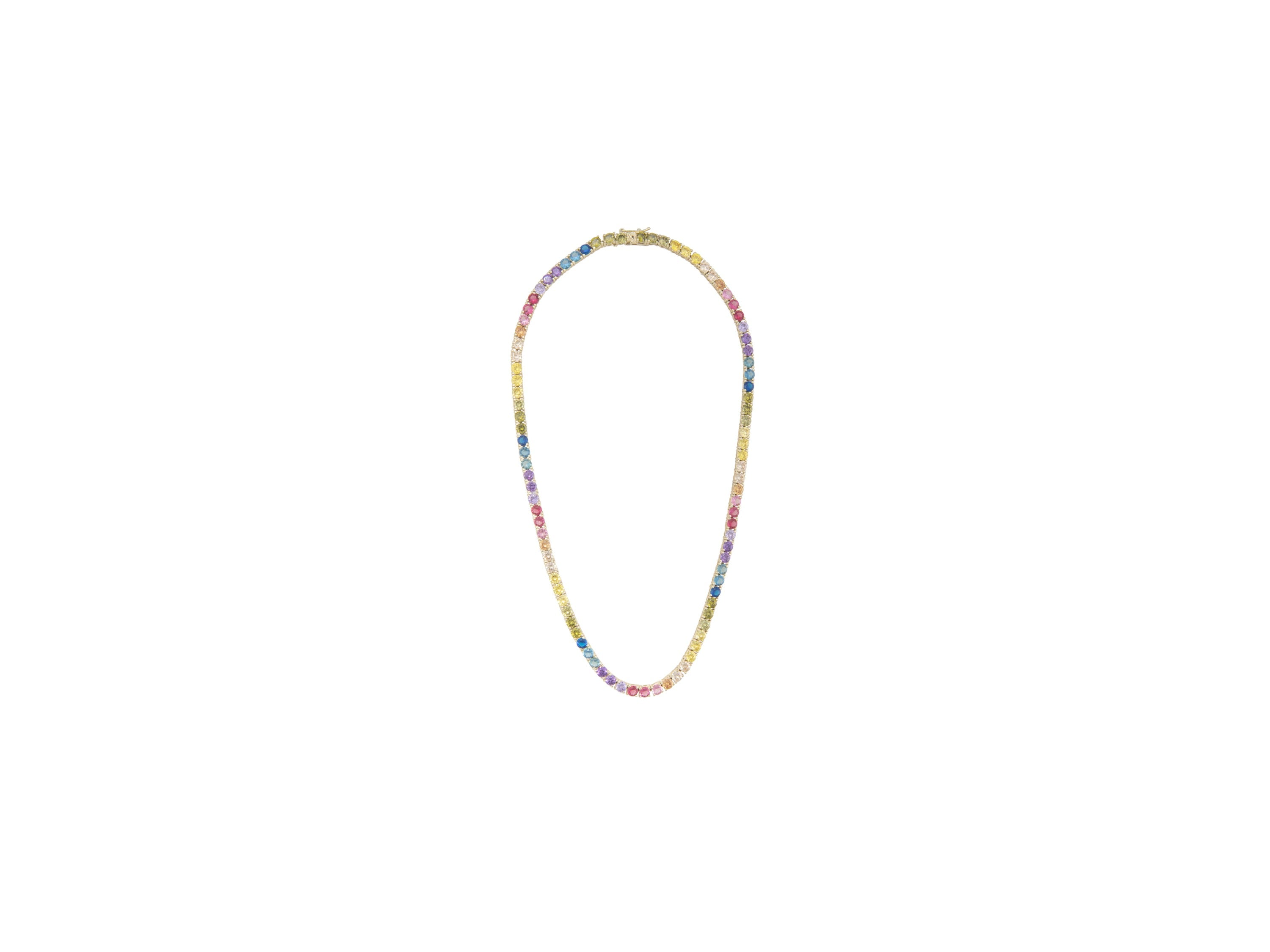 Laguna Necklace / Gold Multi