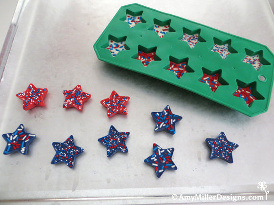 4th of July Candy Stars by Amy Miller Designs