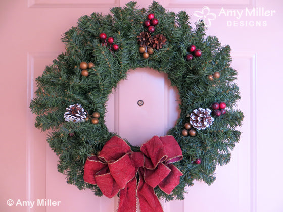 Old Christmas Wreath