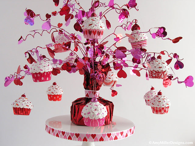 valentines day tree decorations