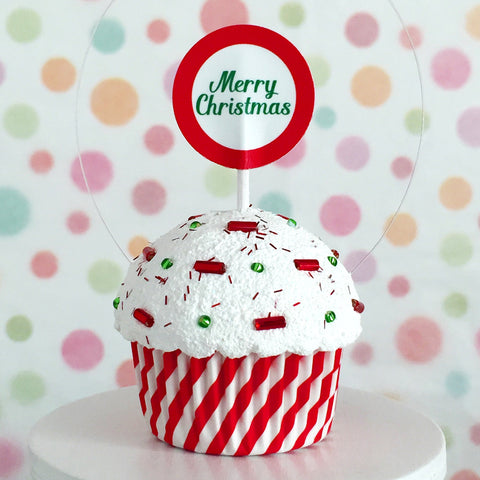 Sweet Treat Christmas Ornament