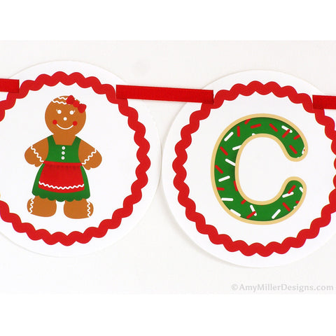 COOKIES DIY Printable Banner