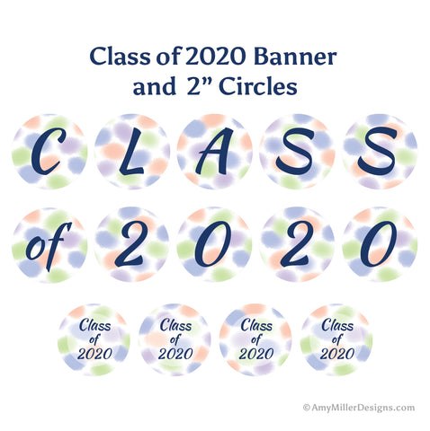 Class of 2020 Graduation Party Decorations
