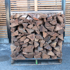 Firewood Pallet Unwrapped