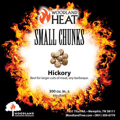 Small Chunks - Hickory