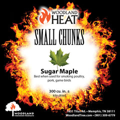 Small Chunks - Sugar Maple