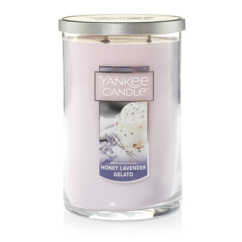 Yankee Candle - 22 Oz Honey Lavender Gelato