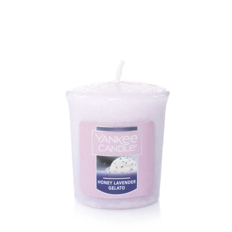 Yankee Candle Honey Lavender Gelato Sampler Votive
