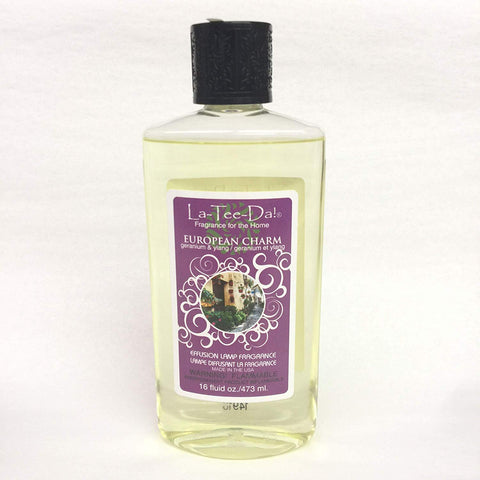 La Tee Da European Charm Fragrance Oil