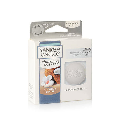 Yankee Candle Coconut Beach Charming Scents Refill