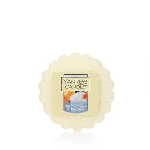 Yankee Candle Juicy Citrus & Sea Salt Tarts Wax Melts