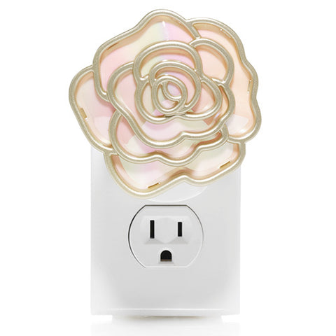 Yankee Candle Blush Gold Flower ScentPlug Base