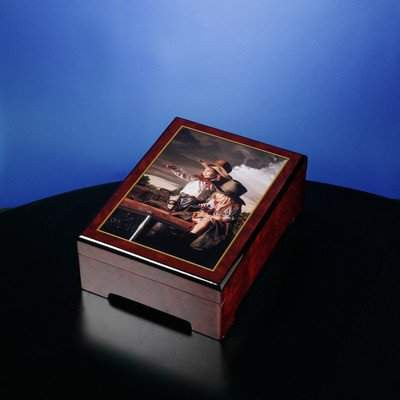 BYERLEY DEPUTIES MUSIC BOX