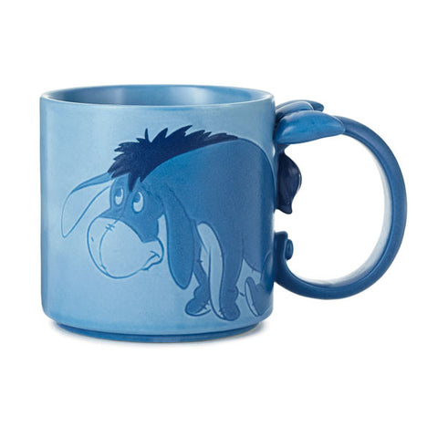 Hallmark Eeyore with Tail Handle Mug