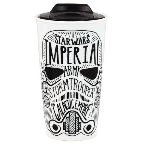 Hallmark 1SHP4102 Star Wars Stormtrooper Travel Mug