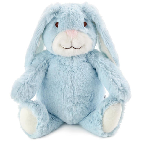 Hallmark Blue Bunny Stuffed Animal With Chime