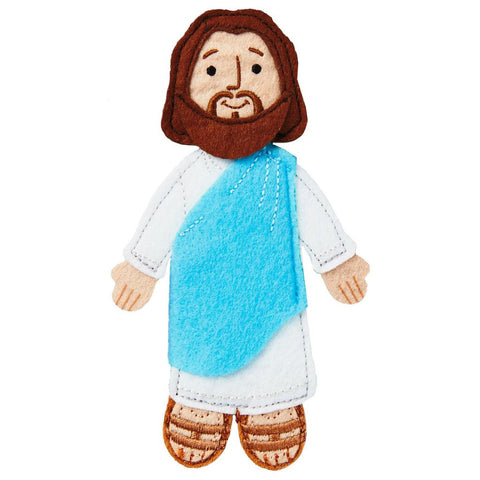 Hallmark With You Always Felt Flat Jesus Take-Along Companion
