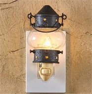 Park Designs 25-047R ONION LANTERN NIGHT LIGHT