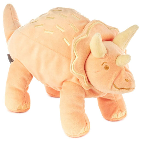 Triceratops Dinosaur Stuffed Animal