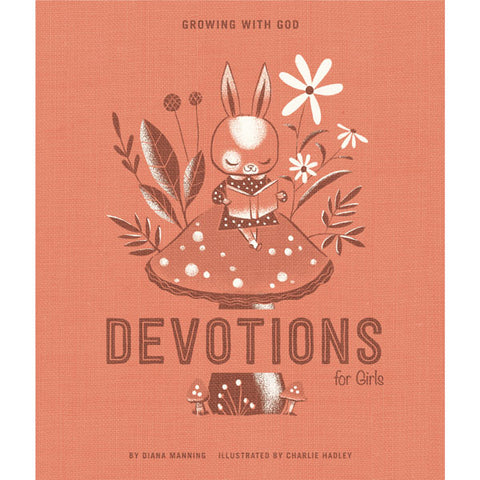 Hallmark 1BOK1341 Devotions for Girls