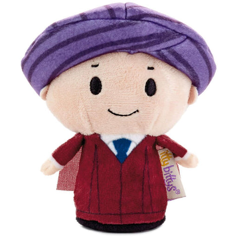 Hallmark itty bittys Harry Potter Professor Quirrell & Lord Voldemort 2-Sided Stuffed Animal