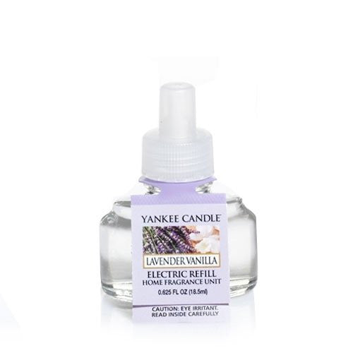 Yankee Candle Lavender Vanilla Fresh Scent (Scent-Plug Air Freshener  Refill) - Roby's Hallmark