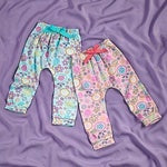 Lakeside 330468018 Set of 2 - 12 Months Baby Harem Pants