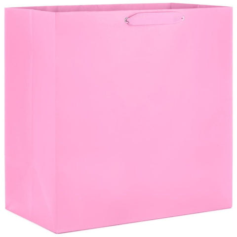 Hallmark Light Pink X-Deep Gift Bag