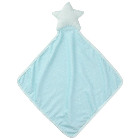 Hallmark Blue Star Baby Lovey Blanket