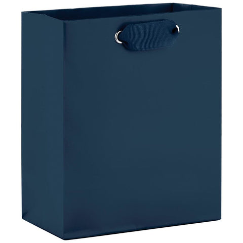Hallmark Navy Small Gift Bag