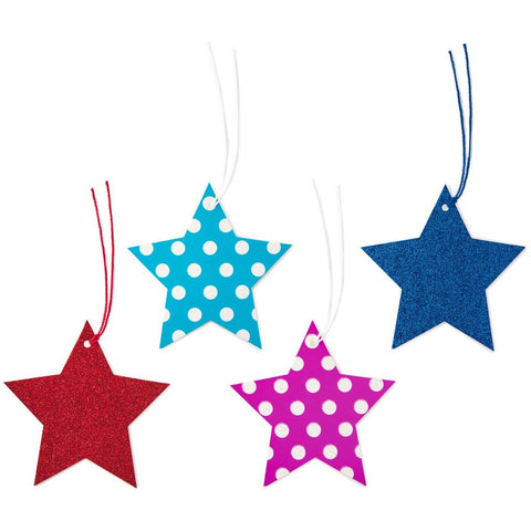 Hallmark Star-Shaped Gift Tags, Pack of 8