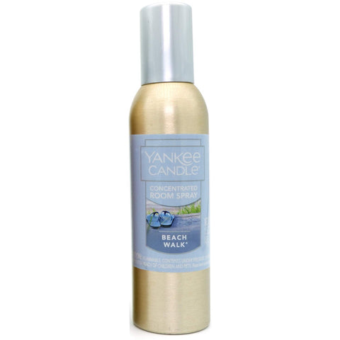 Yankee Candle Beach Walk Concentrated Room Spray, Fresh Scent