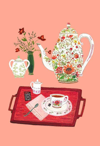Hallmark Signature Tea Time Mother's Day Card
