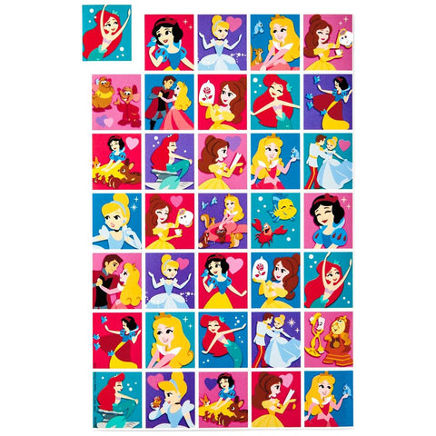 Hallmark Disney Princesses Kids Valentines Classroom Party Set