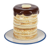 Ganz ER59795 Adorable Stacking Salt and Pepper Shaker Set- Pancakes