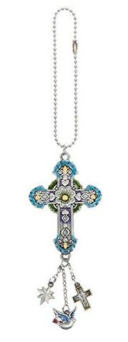 Ganz  Car Charm - Guiding Cross