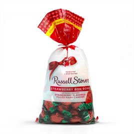 Russell Stover Strawberry Bon Bons, 12 oz. Bag