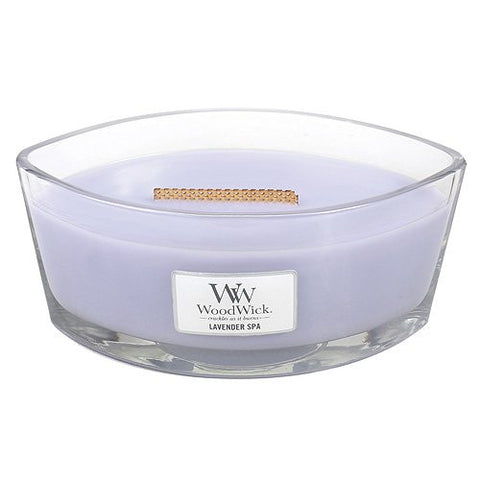 HearthWick Flame Large Scented Candle Lavender Spa