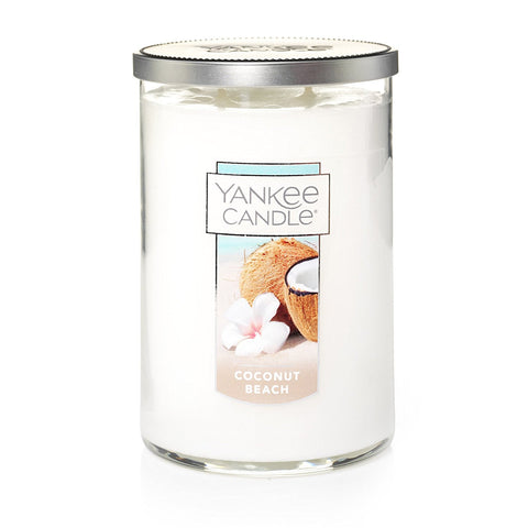 Yankee Candle Company 1523483 -  Coconut Beach Large 22 Oz Tumbler Candle