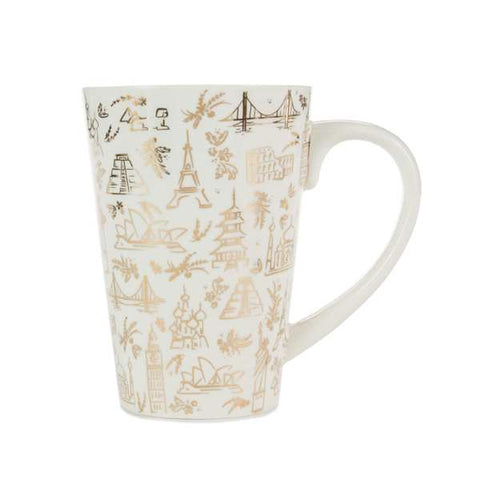 Hallmark Signature World Icons Mug