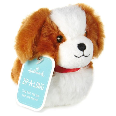 Hallmark - 1BBY4084 - Zip - Along Dog