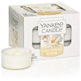 Yankee Candle 1578843 Early Spring Bloom Tea Light Candles