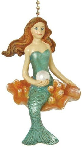 Clementine MERMAID Fan Pull