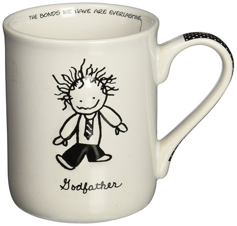 Enesco Children of the Inner Light Godfather Mug, 4-1/2-Inch