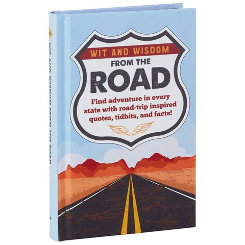 Hallmark 1BOK1319 - Wit and Wisdom From the Road Book